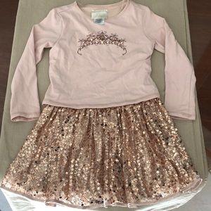 🎉HP🎉Biscotti girls tutu dress